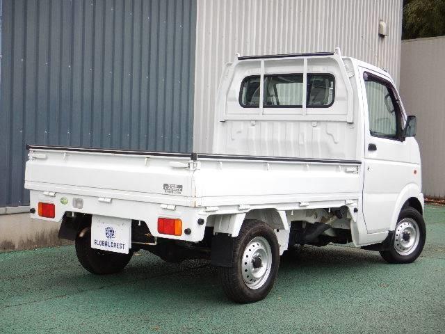 KC エアコン・パワステ 4WD ワンオーナー(2枚目)