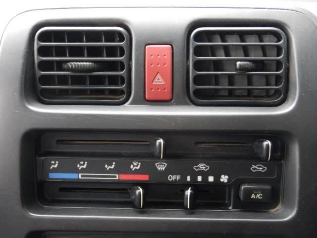 KC エアコン・パワステ 4WD ワンオーナー(6枚目)