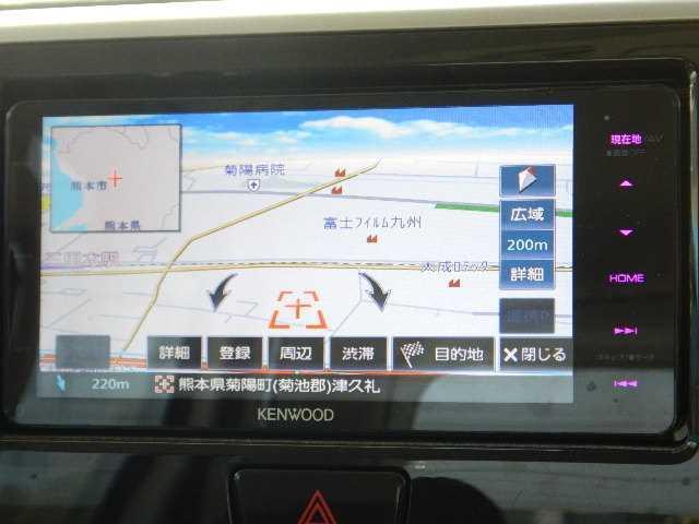 ボレロ X ナビ/フルセグTV/バックカメラ・ETC(4枚目)