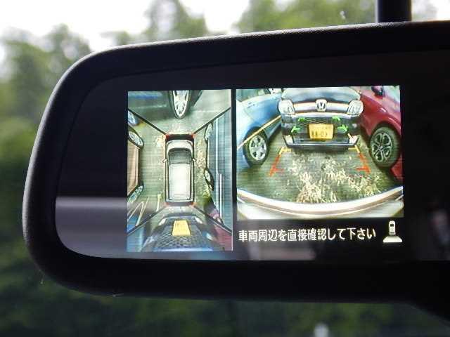 X 全方位カメラ(7型ナビ)(4枚目)