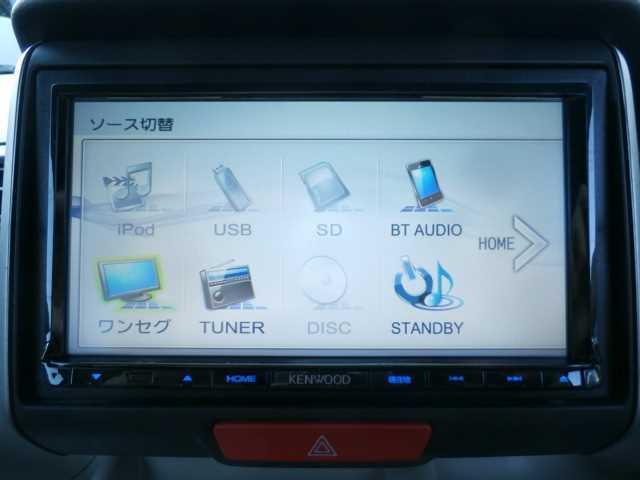 ホンダ N BOX G・Lパッケージ SDナビ TV パワースライドドア