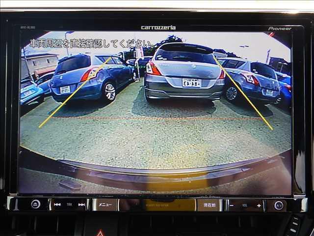 ☆バックでの駐車もラクラクのバックカメラ付☆後方の死角になる部分が見えますので、後方の安全確認も正確になりますね!