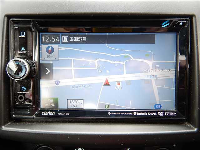 スズキ スイフト RS スマートフォン連動ナビ TV スマートキー
