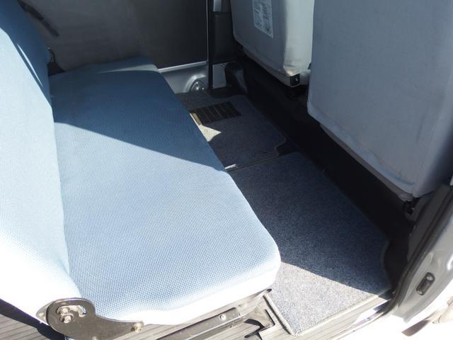 トランスポーター 車検整備付き 両側スライドドア キーレス(6枚目)