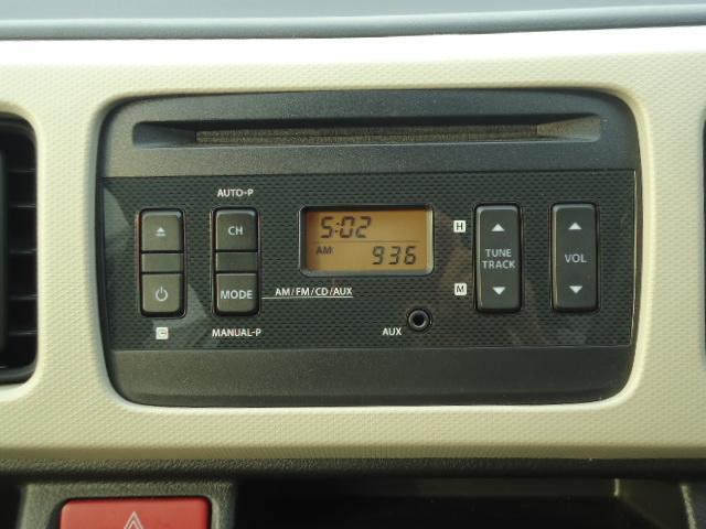 CD・ラジオ付き