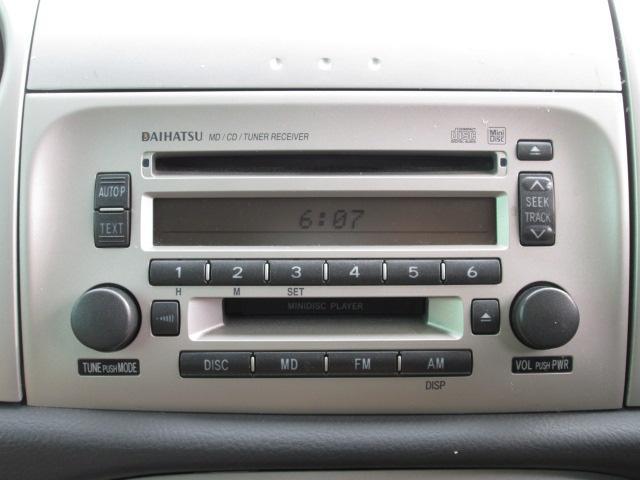 X CD MD キーレス フル装備 Wエアバック ABS(10枚目)