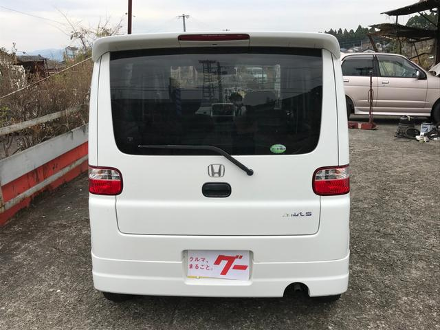 「ホンダ」「ザッツ」「コンパクトカー」「鹿児島県」の中古車6
