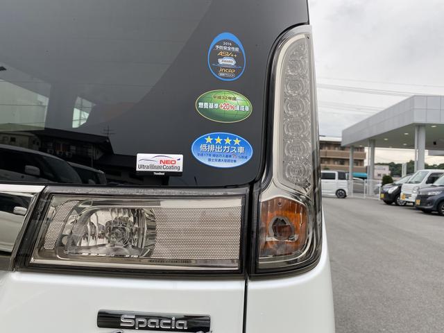 「スズキ」「スペーシアカスタムZ」「コンパクトカー」「熊本県」の中古車19