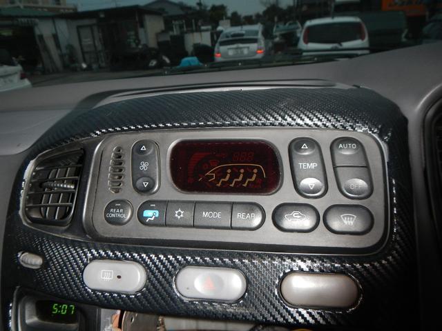 ツインサンルーフ リフトアップ 社外AW 4WD Dターボ(18枚目)