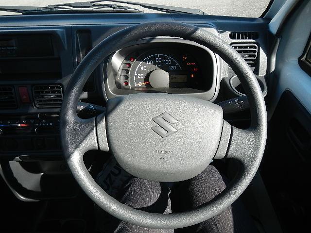スズキ キャリイトラック KCエアコン・パワステ 5MT 4WD 純正ラジオ