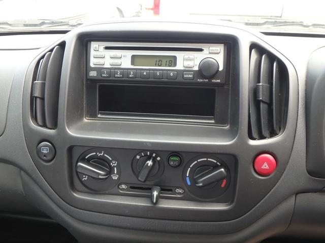 A ドアバイザー マット キーレス CD 5速MT フル装備(19枚目)