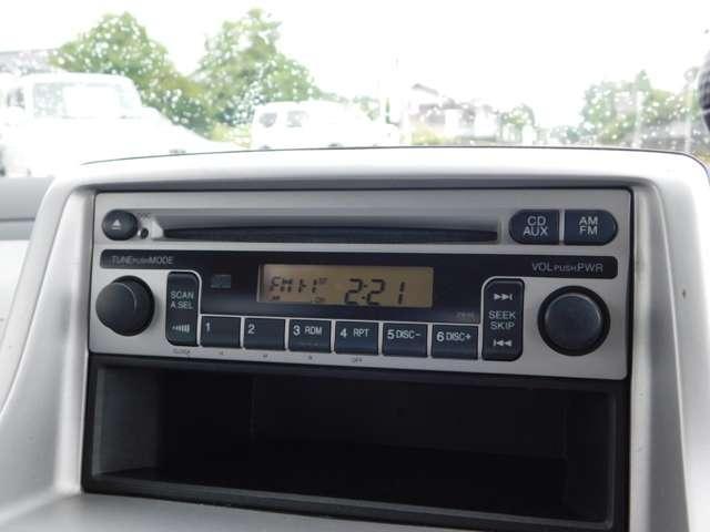 ホンダ ザッツ ベースグレード キーレス CD Pガラス