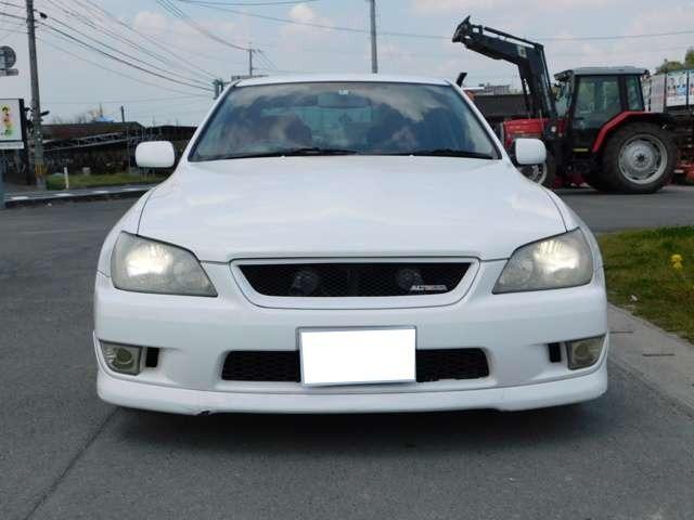 RS200 6速MT 車高調 17AW マフラー 後期型(2枚目)