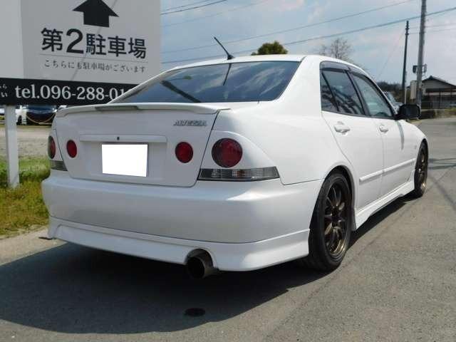 RS200 6速MT 車高調 17AW マフラー 後期型(6枚目)