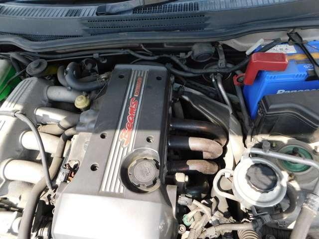 RS200 6速MT 車高調 17AW マフラー 後期型(20枚目)