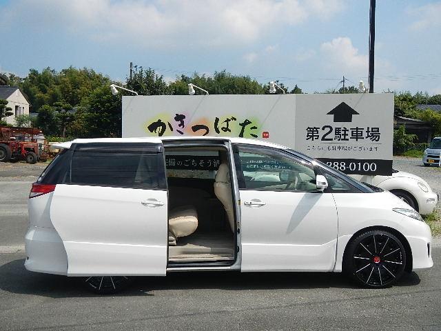 「トヨタ」「エスティマ」「ミニバン・ワンボックス」「熊本県」の中古車9