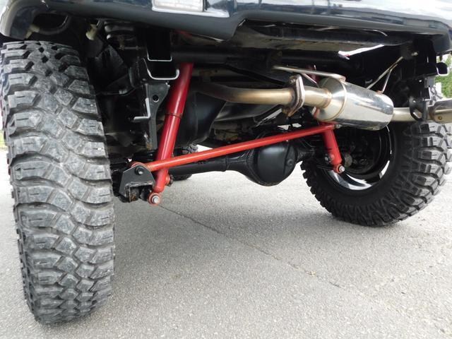クロスアドベンチャー クライマックスF.Rバンパー新品クライマックスプレート新品・ワンオーナー車 LEDテール・リフトアップ・柿本改マフラー・MT5速・レイズアルミ・マキシスMTタイヤ(10枚目)