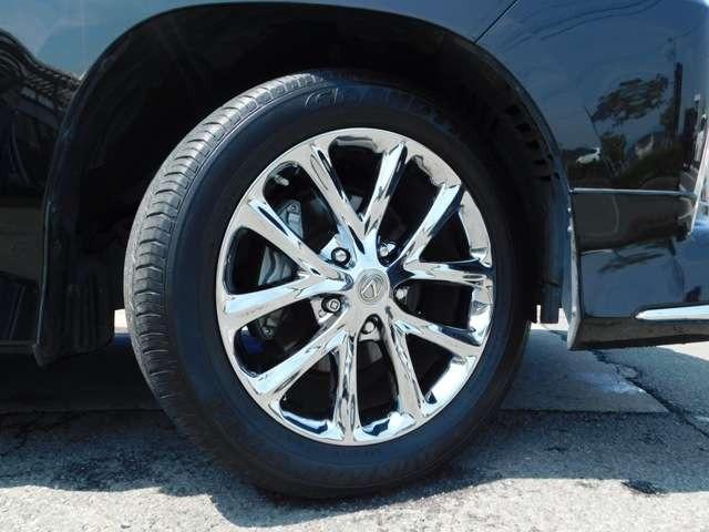LX570 4WD アラウンドビューモニタ サンルーフ ナビTV DVD LEDヘッドライト シートヒーター クルーズコントロール パワーシート 純正21インチアルミ ETC(3枚目)