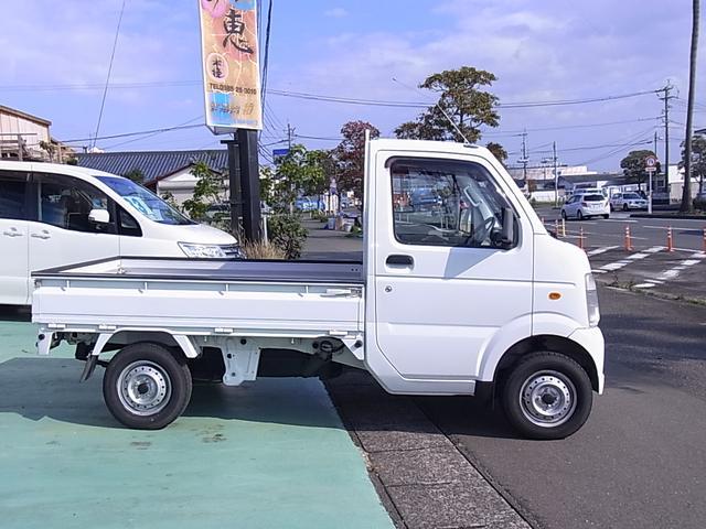 KCエアコン・パワステ 4WD 5MT ワンオーナー 禁煙車(4枚目)