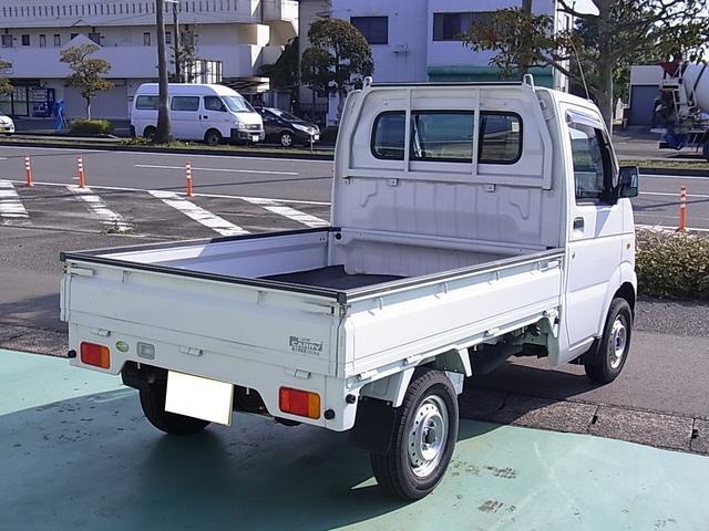 KCエアコン・パワステ 4WD 5MT ワンオーナー 禁煙車(5枚目)
