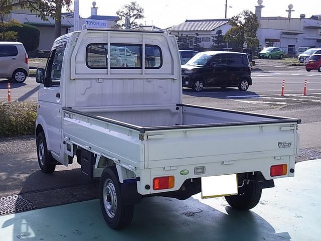 KCエアコン・パワステ 4WD 5MT ワンオーナー 禁煙車(7枚目)