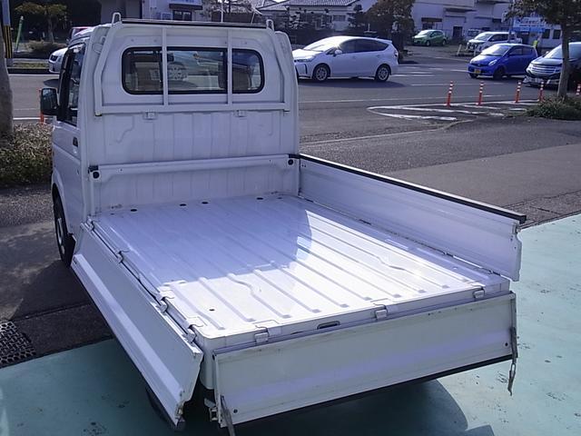 KCエアコン・パワステ 4WD 5MT ワンオーナー 禁煙車(15枚目)