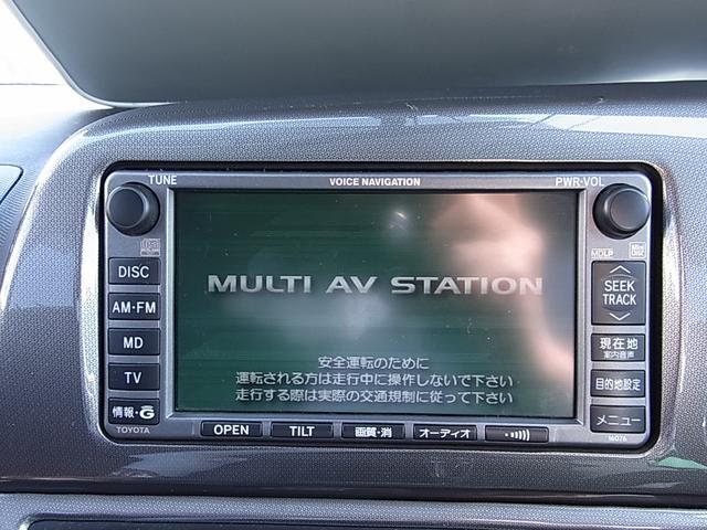 トヨタ ウィッシュ X NEOエディション DVDナビ ETC HIDライト