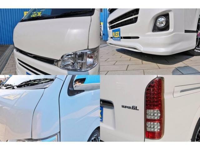 トヨタ ハイエースバン 3.0 スーパーGL ロング ディーゼルターボ