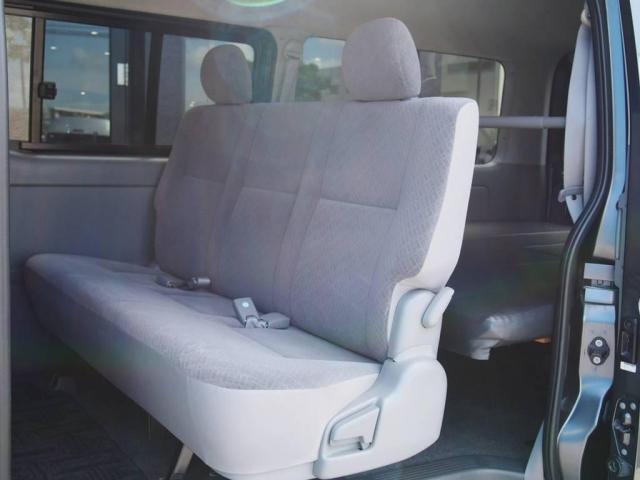 トヨタ レジアスエースバン 2.0 スーパーGL ロングボディ ガンメタカスタム