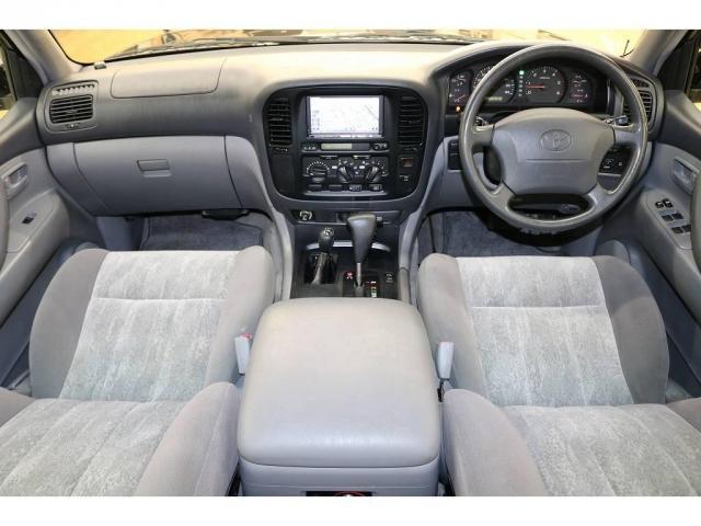 4.2 VX ディーゼルターボ 4WD 新全塗装済みブラック(2枚目)