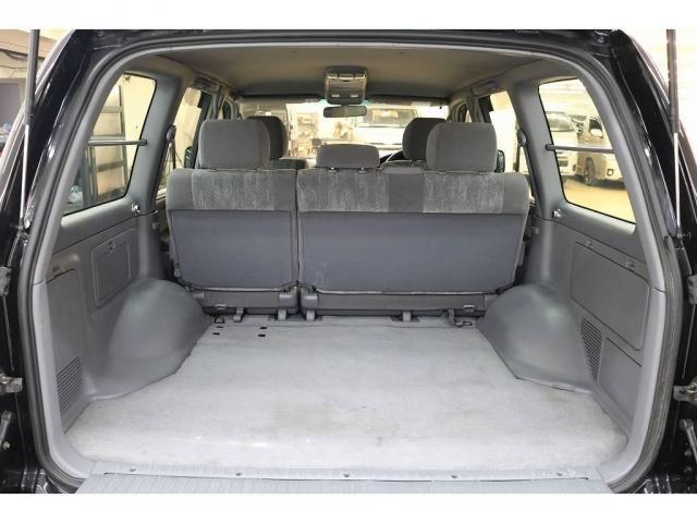 4.2 VX ディーゼルターボ 4WD 新全塗装済みブラック(9枚目)