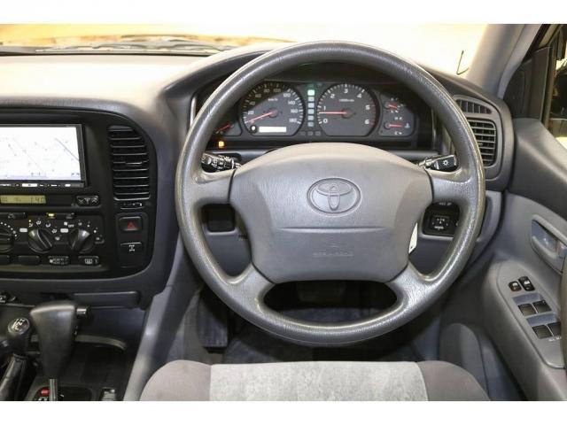 4.2 VX ディーゼルターボ 4WD 新全塗装済みブラック(11枚目)