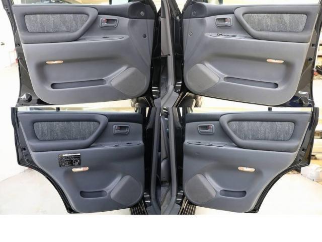 4.2 VX ディーゼルターボ 4WD 新全塗装済みブラック(12枚目)