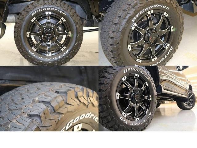 4.2 VX ディーゼルターボ 4WD 新全塗装済みブラック(14枚目)