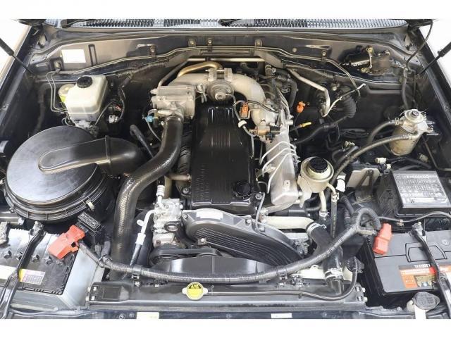 4.2 VX ディーゼルターボ 4WD 新全塗装済みブラック(15枚目)