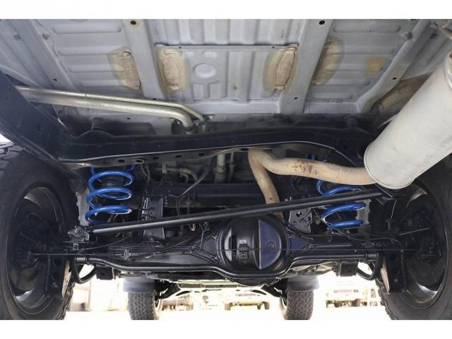 4.2 VX ディーゼルターボ 4WD 新全塗装済みブラック(16枚目)