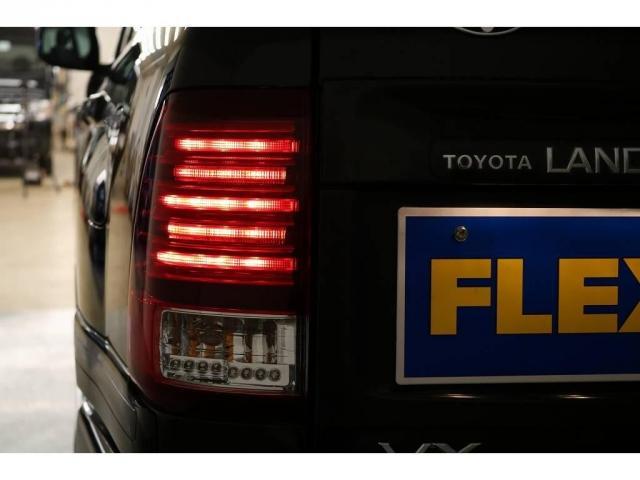 4.2 VX ディーゼルターボ 4WD 新全塗装済みブラック(18枚目)