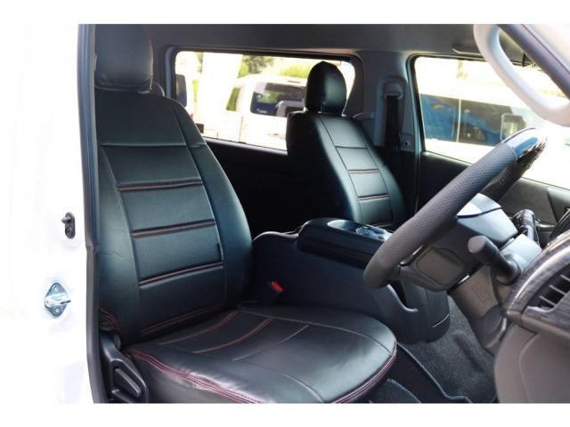 トヨタ ハイエースワゴン 2.7 GL TSS付き シートアレンジラウンジ5α