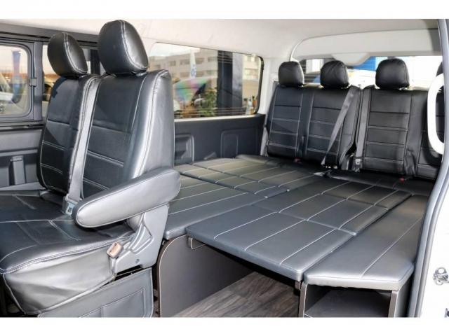 トヨタ ハイエースワゴン 2.7 GL ロング TSS付 シートアレンジR1