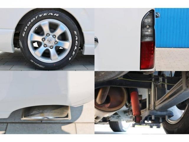 トヨタ レジアスエースバン 2.0 スーパーGL ロングボディ フルエアロ