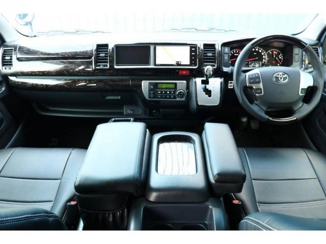 ハイエース ワゴン GL 2700cc ガソリン 2WD トヨタセーフティセンス付き
