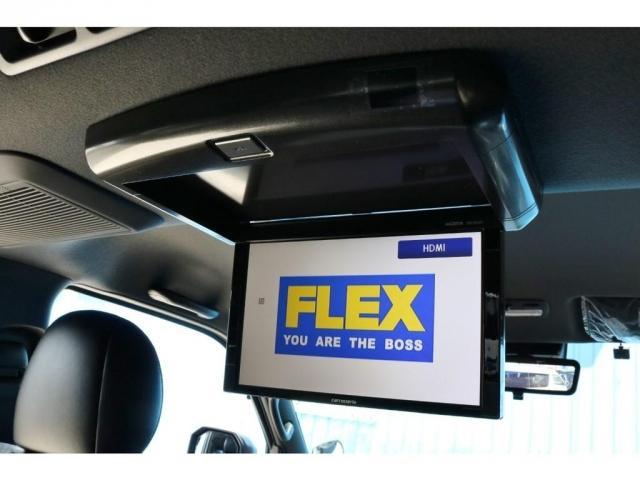 スーパーGL ダークプライムII 9インチサイバーナビ フリップダウン 車内Wifi 両側自動ドア(5枚目)