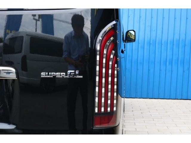 スーパーGL ダークプライムII 9インチサイバーナビ フリップダウン 車内Wifi 両側自動ドア(16枚目)