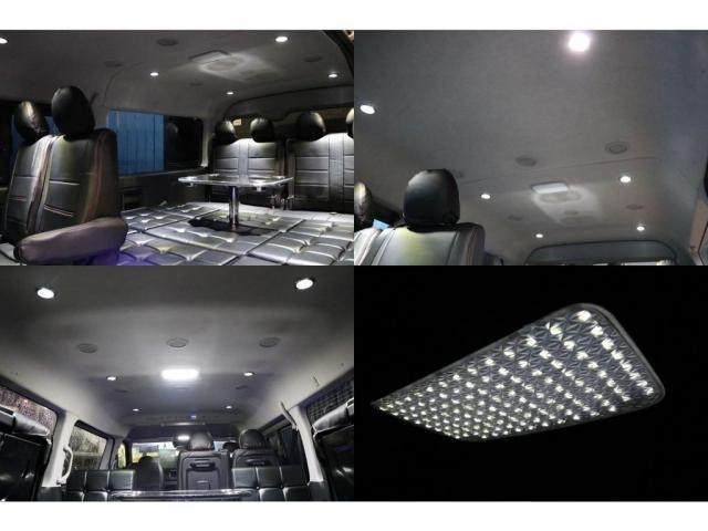 天井LED照明・FLEXアルティメットルームランプ&クリスタルレンズ!