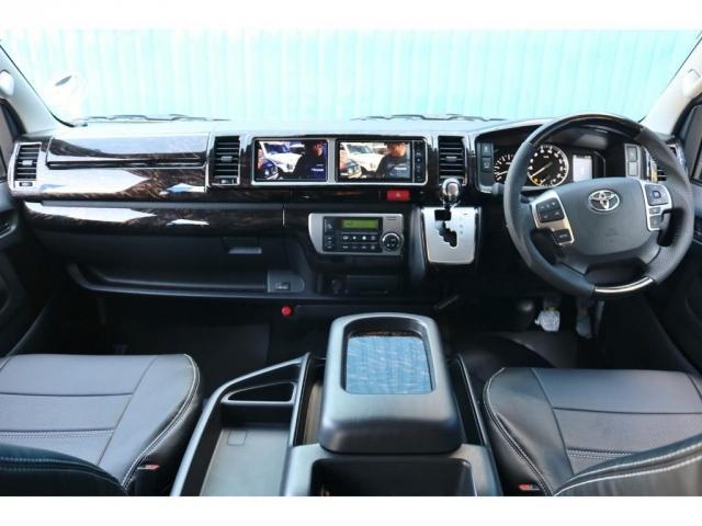 未登録新車 ハイエース ワゴン GL 2700cc ガソリン 2WD シートアレンジ ラウンジ5α