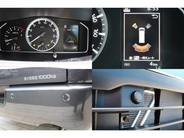 両側パワースライドドア パーキングサポート 6型 ディーゼル フロントスポイラー ローダウン ナビ ETC パノラミックビューモニター アルミホイール ナスカータイヤ ガンメタ(6枚目)