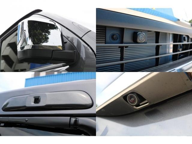 両側パワースライドドア パーキングサポート 6型 ディーゼル フロントスポイラー ローダウン ナビ ETC パノラミックビューモニター アルミホイール ナスカータイヤ ガンメタ(8枚目)