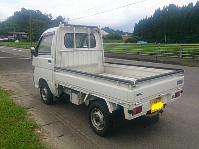 ダイハツ ハイゼットトラック DX 4WD AC後付け