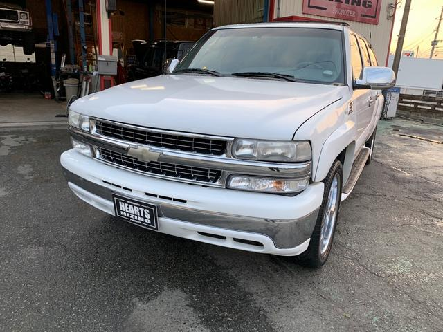 「シボレー」「シボレー サバーバン」「SUV・クロカン」「熊本県」の中古車3