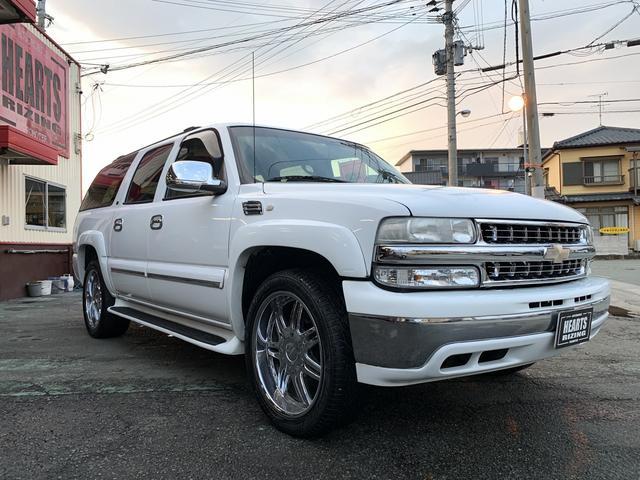 「シボレー」「シボレー サバーバン」「SUV・クロカン」「熊本県」の中古車7